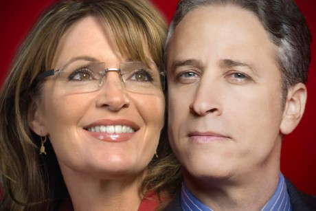 What binds Palin and Stewart?