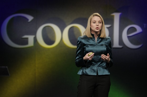 Marissa Mayer's new job