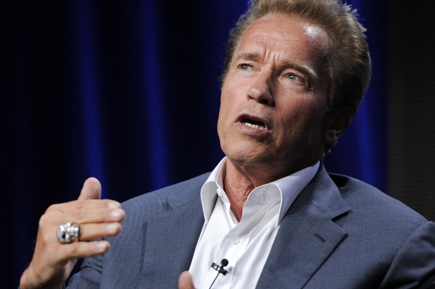 Arnold Schwarzenegger's shockingly reasonable climate-change plea