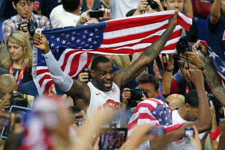 Olympics hoops: The world catches up to the U.S.