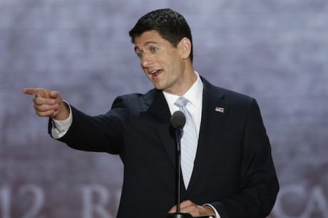 "RTR379D5-460x307 Paul Ryan: ""Do You Want Barack Obama To Be Reelected? Then Don't Vote For Ron Paul"""