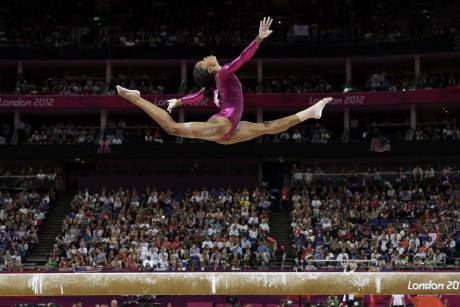 Gabby Douglas 2012 Olympics Gymnastics