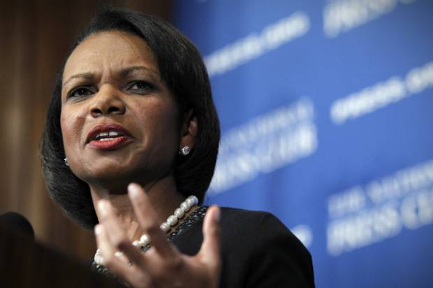 Is condi rice gay
