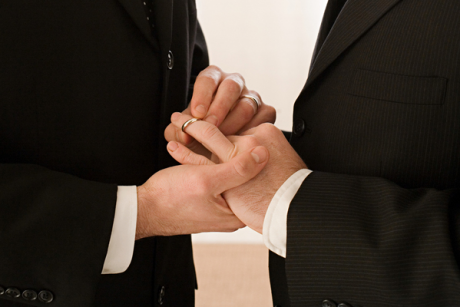 Taiwan tentatively embraces gay marriage (Credit: AISPIX by Image Source via ...