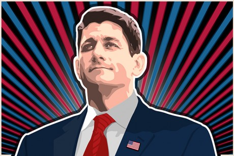 Paul Ryan: Randian poseur