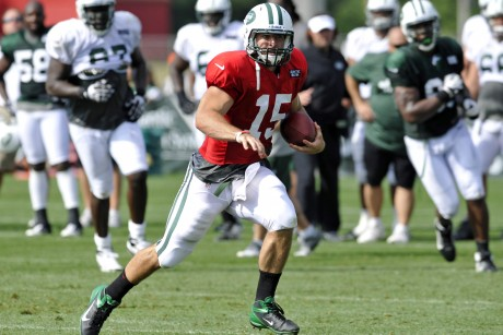 Jets give glimpse into Tebow wildcat-style package