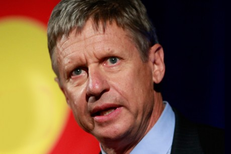 Gary Johnson: Ryan's no libertarian