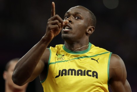 Olympic roundup: Bolt told to get in line