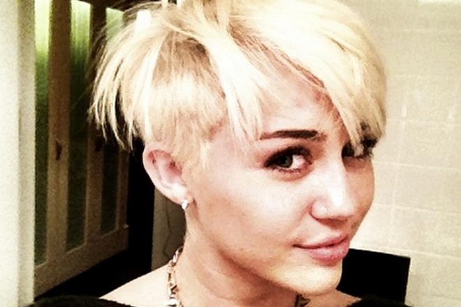 Miley Cyrus Haircut Shocker Short Hair Isn T A Cry For