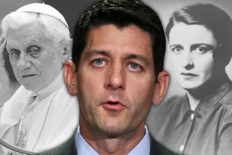 Paul Ryan and Ayn Rand