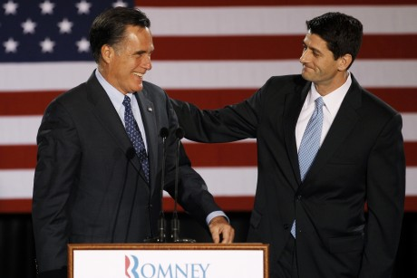 Romney   Ryan for presidency