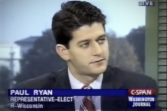 The Woman Paul Ryan Beat Salon Com