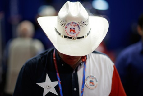 Texan GOP delegation revolts