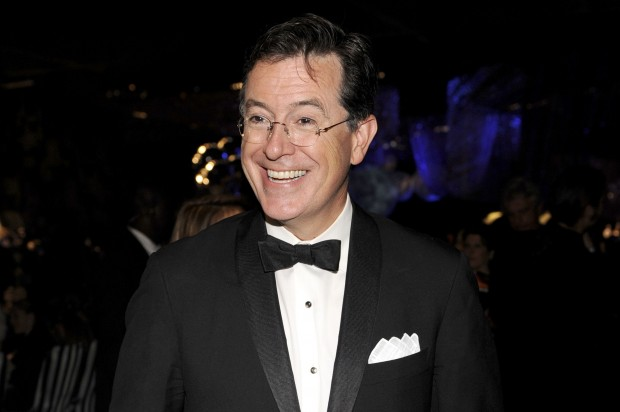 Colbert taunts the Internet, says he's open to replacing DeMint