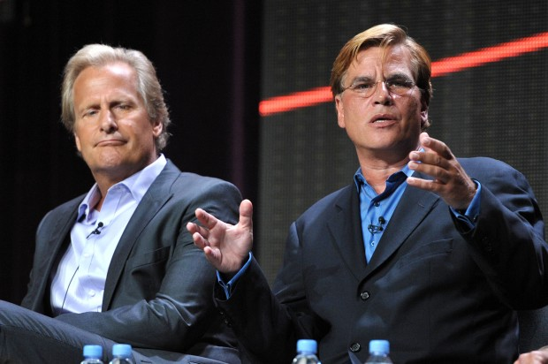 Aaron Sorkin hopes to address Sandy Hook shooting in next season of
