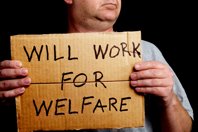 Should people on welfare be allowed to vote?