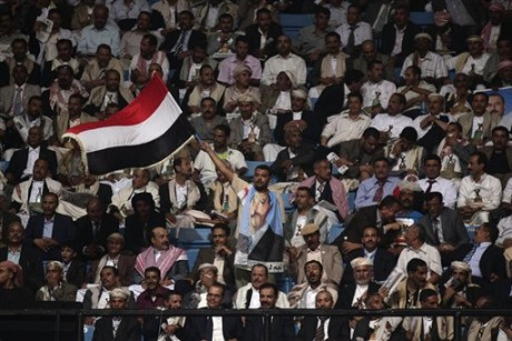 Protesters storm us embassy in yemen for Salon yemenite