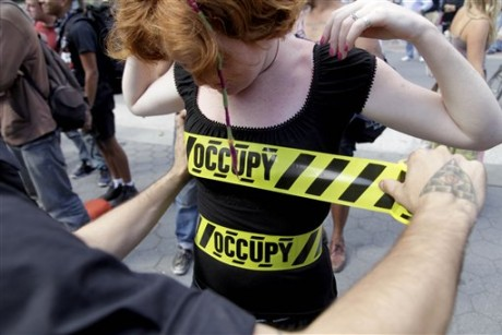 What happened to Occupy?