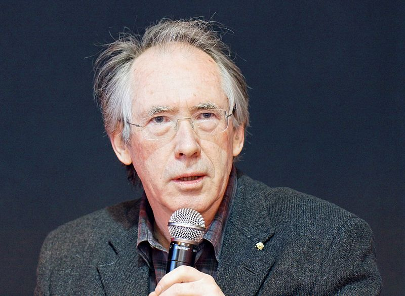 a critique of saturday a novel by ian mcewan Ian mcewan is the acclaimed author of more than ten books, including the novels saturday, atonement, winner of the national book critics circle award and the w h smith literary award, the comfort of strangers and black dogs, both shortlisted for the booker prize, amsterdam, winner of the booker prize and the child in time, winner of the.