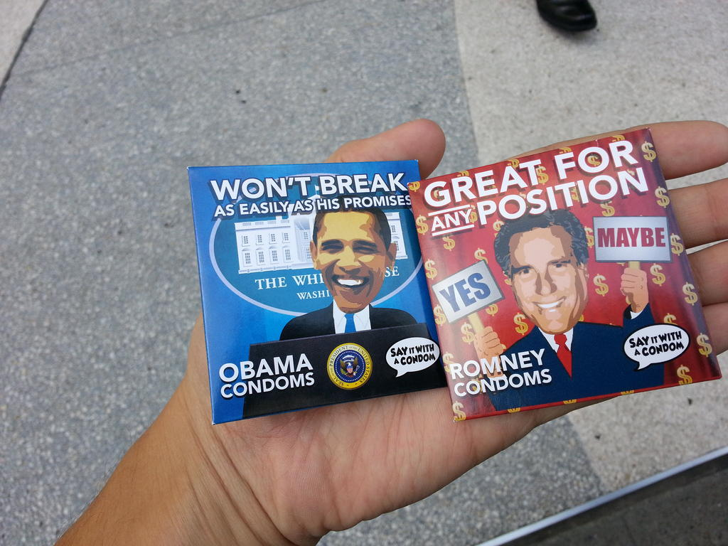 Romney condom, anyone? | Salon com