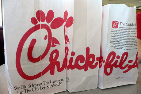 Will Chick-fil-A stop funding anti-gay groups? (Credit: Link576)