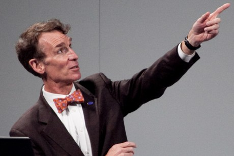 Bill Nye: Creationism is not science