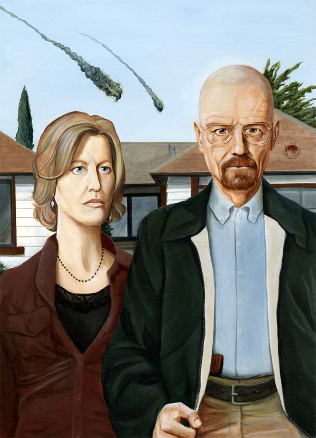 American Gothic On Meth