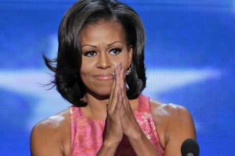 Michelle Obama: Beyond mom-in-chief