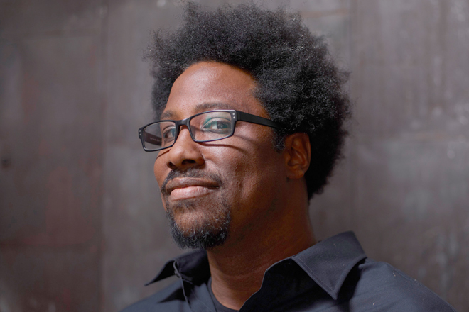 W. Kamau Bell: Attacking Jon Stewart from the center ...
