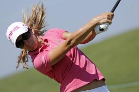 PRATTVILLE, Ala. (AP) — Defending champion Lexi Thompson shot a 3