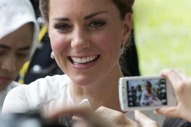 Australian radio station pranks Kate Middleton's nurse