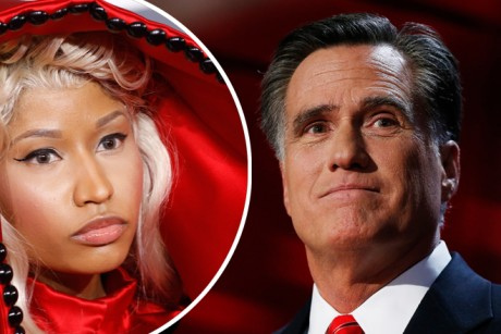 Nicki didn't endorse Mitt