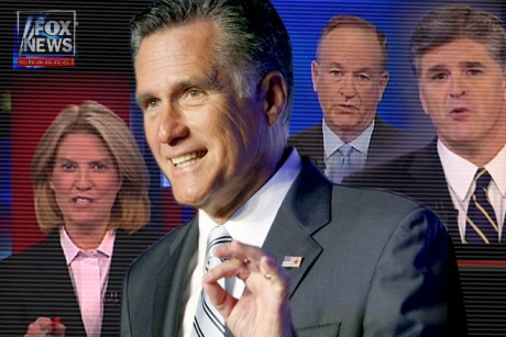 Blame Fox News, not Mitt