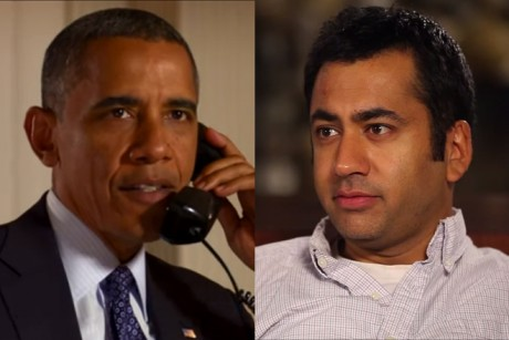 Obama and Kumar go to the DNC