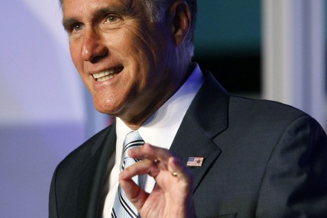 Romney: Peace between Israel and Palestinians