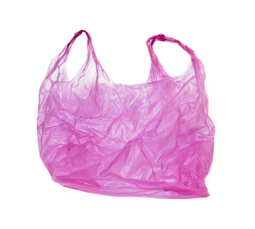 Can plastic bags save the planet for Plastic t shirt bag