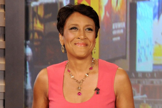 How much is too much in Robin Roberts coverage?