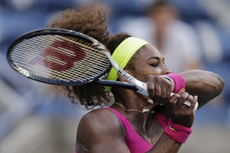 Serena Williams easily reaches US Open final