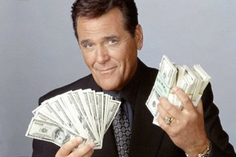 Chuck Woolery, Tea Party ranter