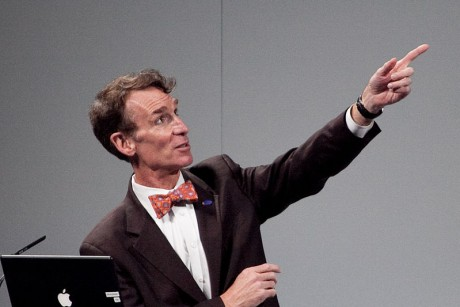 Bill Nye slams GOP rep. on evolution