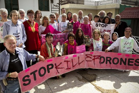 Code Pink delegation in Pakistan (Code Pink)