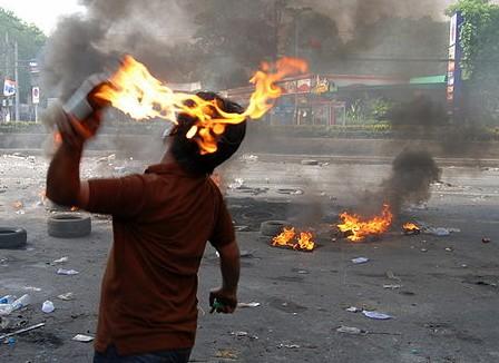 Tunisian Kids Magazine Teaches Kids To Make Molotov