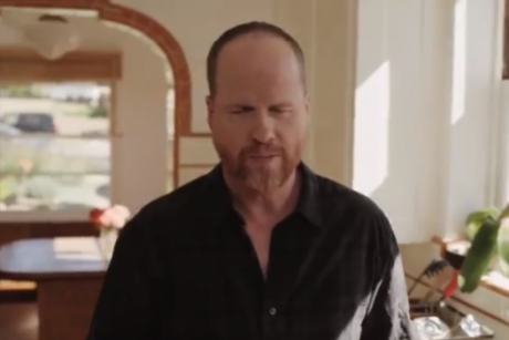 Joss Whedon is resigned to the