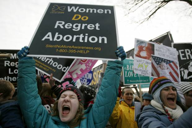 Arkansas bans abortion at 20 weeks