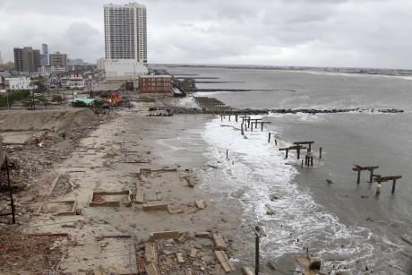 Hurricane Sandy: Rebuilding is madness