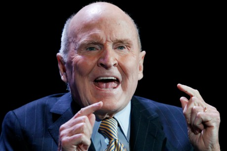 Jack Welch fires back over jobs report valve