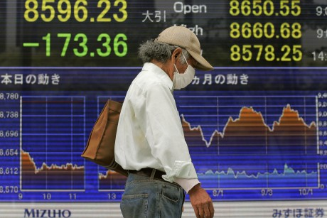 Markets subdued on global growth concerns