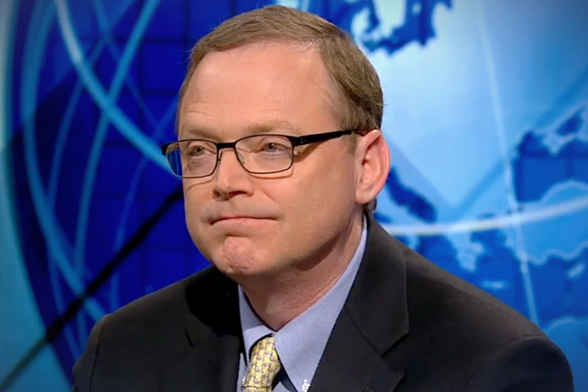 Image result for Kevin Hassett, photos