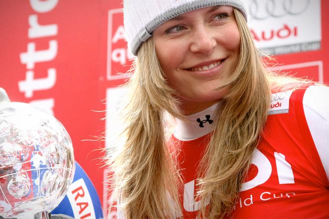 Famous Female Skier