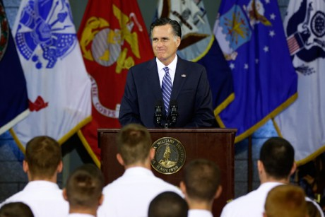 Mitt's magical thinking on foreign policy